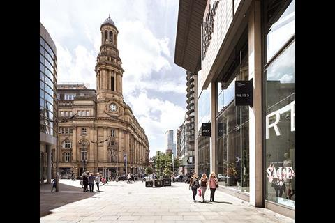 St Michael's Manchester Hodder + Partners design